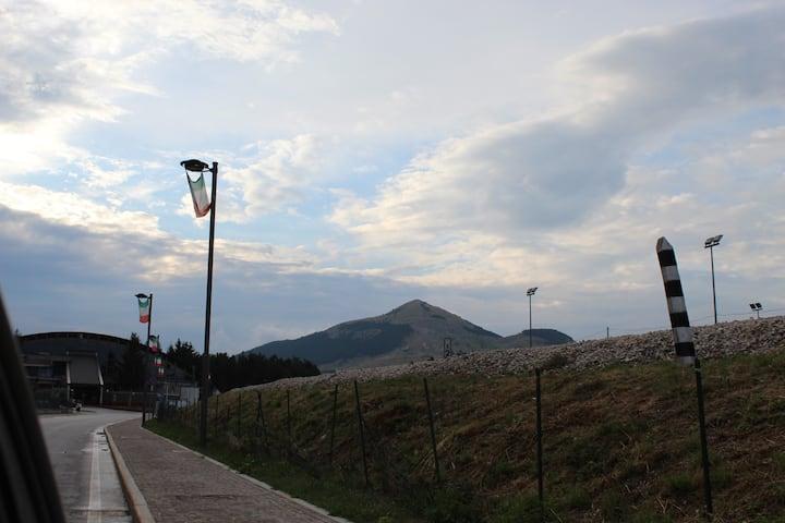 Casa a Roccaraso con vista su Rivisondoli
