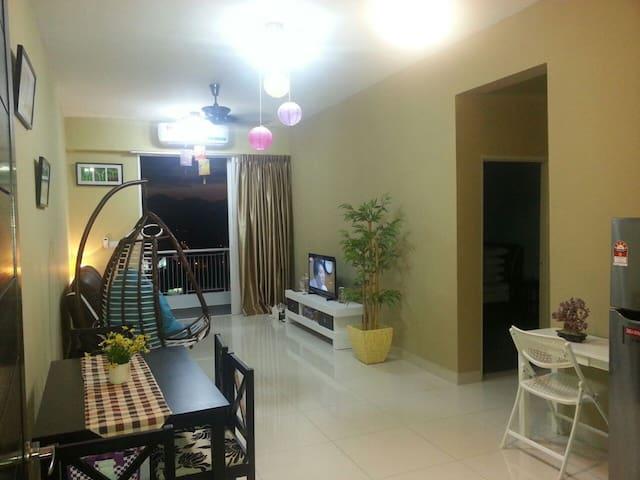 5 Star condo homestay ipoh - D' FESTIVO residences