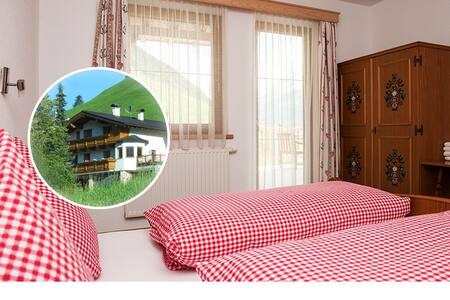 "Simple Living, Couple&Breakfast, Room ""Water"" - Finkenberg - Bed & Breakfast"