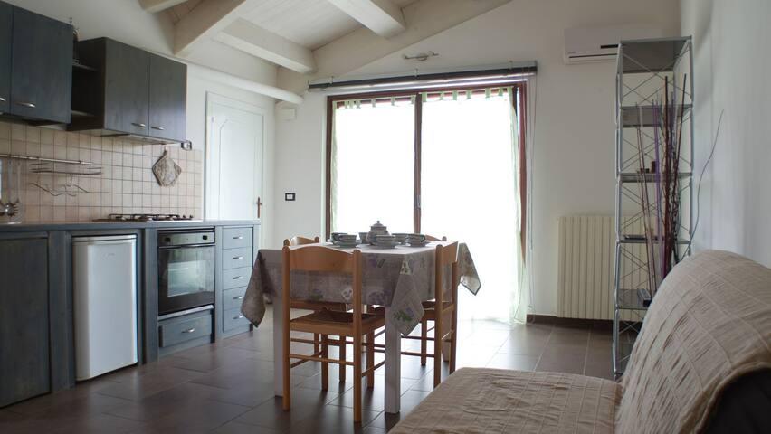 Appartamento attico confortevole - Francavilla al Mare - Lägenhet