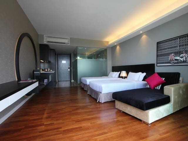 Nice n Enjoy Studio@The Shore Hotel