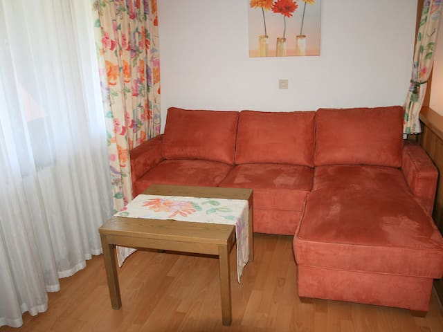 1-room apartment Alpina in Inzell for 3 persons - Inzell - Lakás
