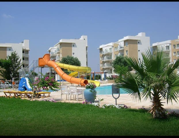 3bd dream vacation on mediterranean - Yeni İskele - Apartment