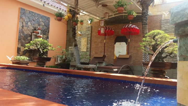 Secret oasis (Villa Kampoeng 8)