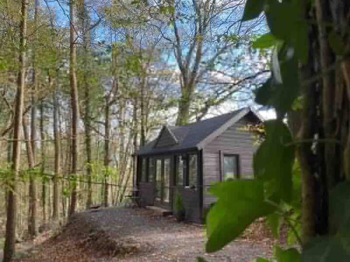 Vair - Unique Woodland Cabin Experience