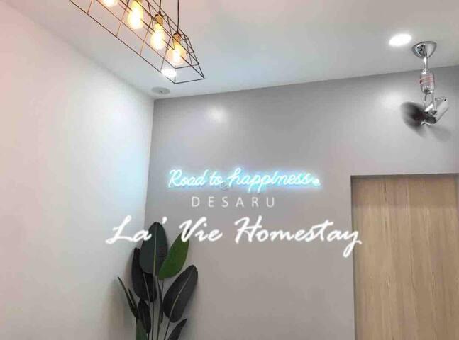 [La' Vie Homestay • 充满电再出发 ]