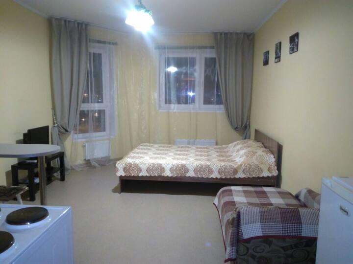 Апартаменты в центре Екатеринбурга только для Вас!