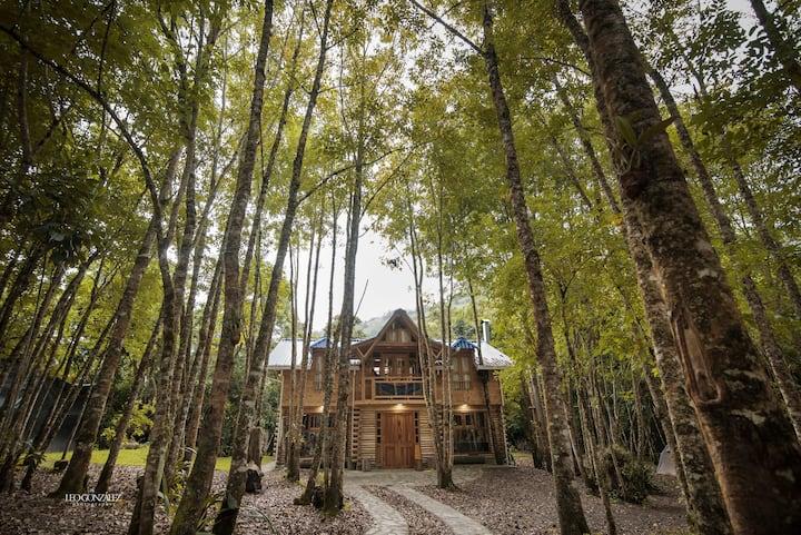 Cabaña campestre Urapanes del Bosque