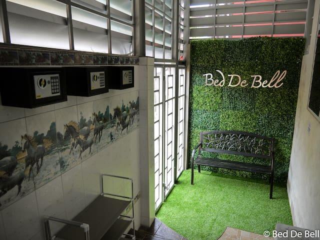 Bed De Bell, 4 Beds Dormitory