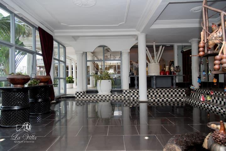 La Villa des Fées - Chambre d'Hôtes (3 personnes)