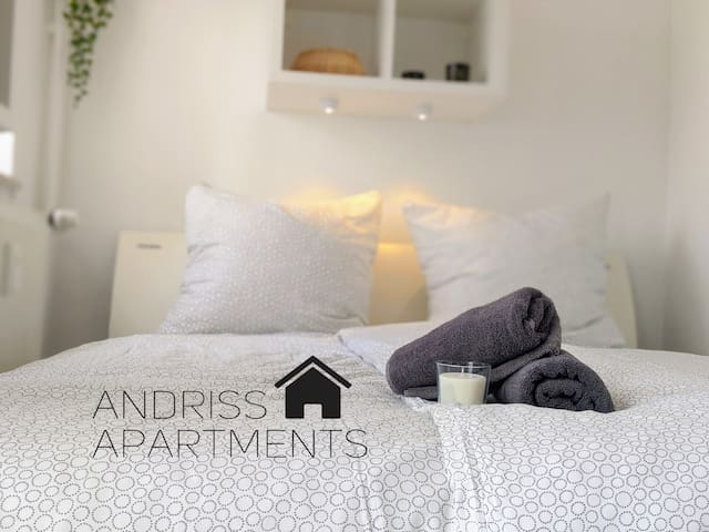 Andriss Apartments - Tiny Apartment Innenstadt