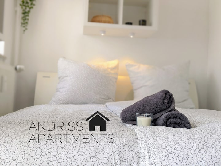 ✪ Andriss Apartments - Tiny Apartment Innenstadt ✪