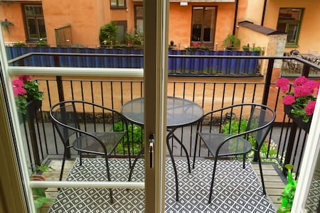 Apartment in the best location - Stockholm - Wohnung