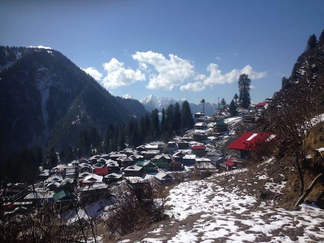 Himalayan Heritage Home -