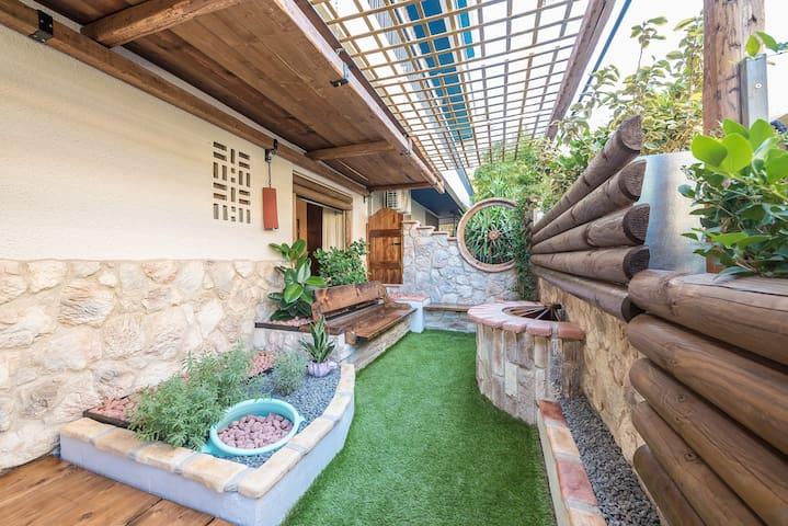 Diamond Garden Home, paradise 20 min to Acropolis
