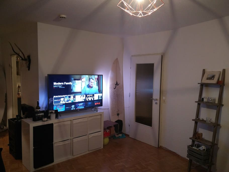 New TV/ living Room area