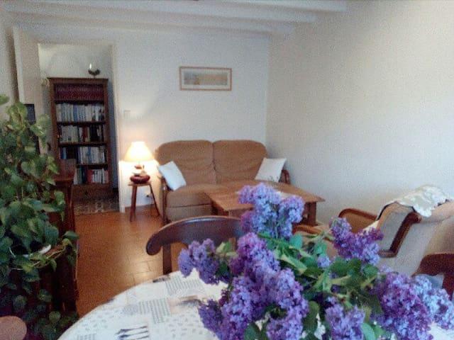 Appartement dans le parc des Baronnies