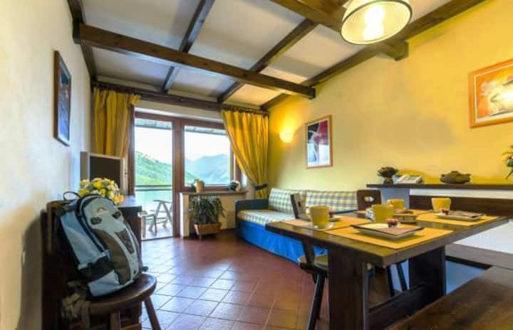 Renting apartment in Sestriere