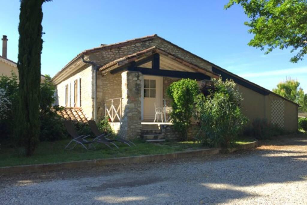 G te fanny 4 pers avec piscine dr me houses for rent for Auvergne gites avec piscine