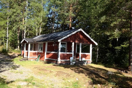 Ferienhuette in Schwedens Dalarna - Noret