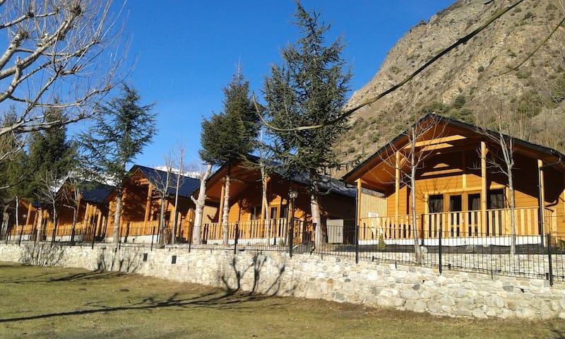 Bungalow en Espot, Esquí y Parque Nacional