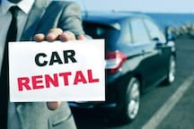 Car rental service plus transfer with cheaper price from Airport and around the island