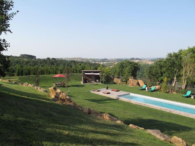 Spectacular Villa near Obidos - Óbidos - Hus