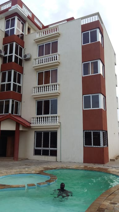 BAMBURI BEACH SEA VIEW APARTMENTS