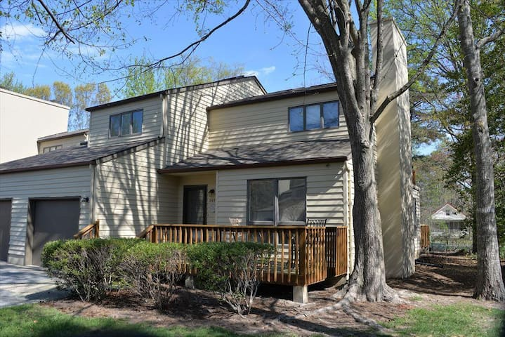Cozy townhome close to center of Bethany - Bethany Beach - Apto. en complejo residencial