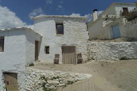 La Gitana.Vistas Mulhacen y Veleta.