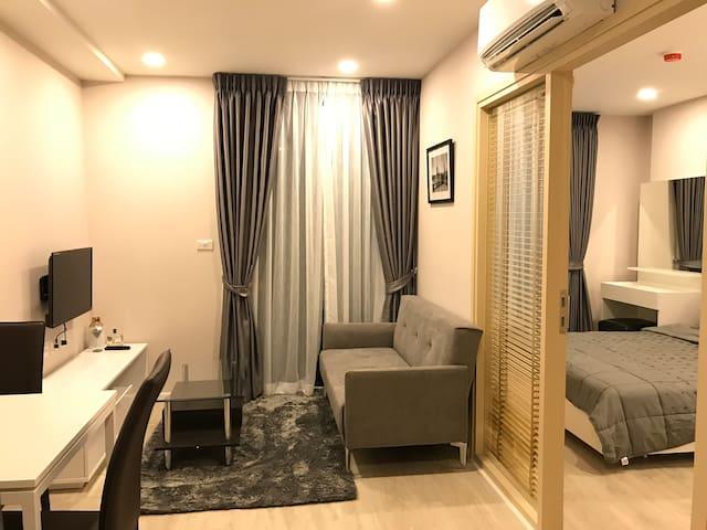 Cozy condo in Nimman, heart of Chiang Mai