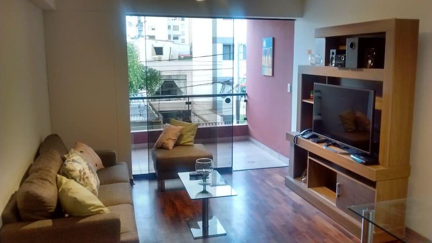Departamento en Miraflores - Lima - Apartment