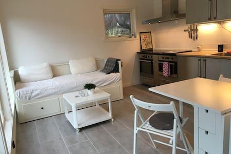 Nybyggt Attefallshus - Västervik SO