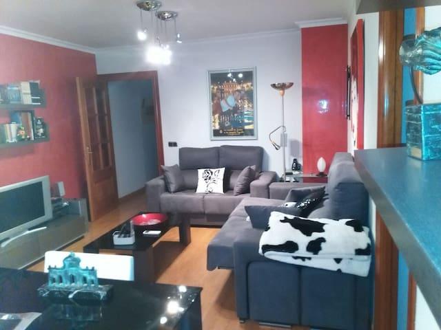 Apartamento totalmente equipado - Guadix - Apartament
