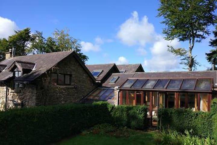 Blue Studio at The Barn, Glendalough & Laragh