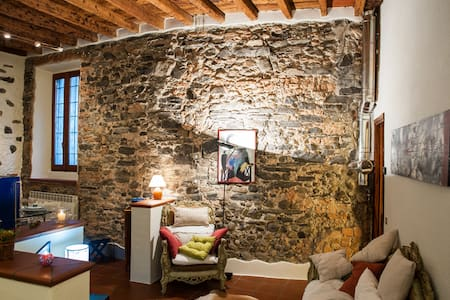 """The House of Stones"" an ancient convent in Como - Como - Apartment"