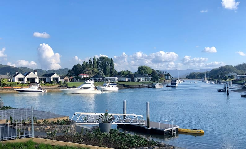 "Stunning experience at ""The Whitianga Boathouse"""