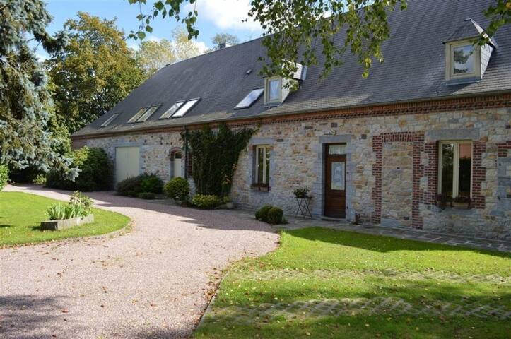 So pretty cottage from XVIII in CHIMAY area ! - Momignies - Ev