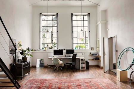charming loft in the scene district of cologne - Colonia - Loft