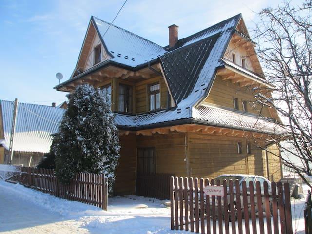 "Willa ""Ciżemka"" Bukowina pokoj#8 - Bukowina Tatrzańska - Pensió"