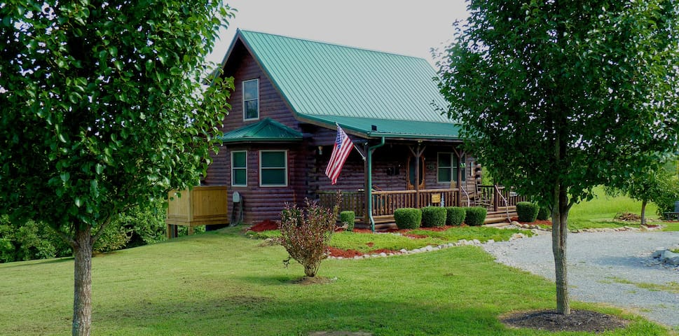 Sandy Acres Cabins - Near Galilean Home - Liberty
