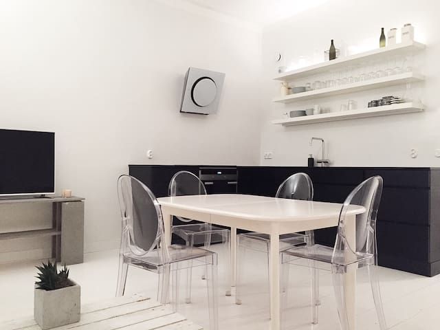 Trendy apartment in Helsinki Center Kamppi! - Helsinki - Appartamento