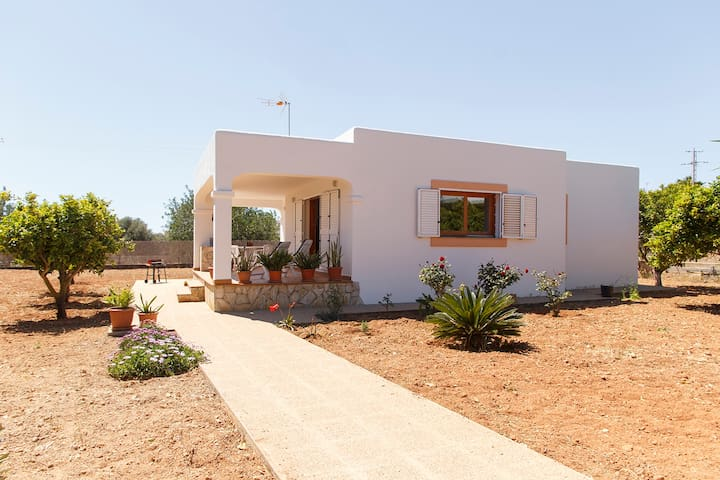 Hot villa close to Playa d'en Bossa