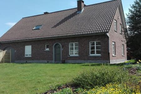 Mooie vrijstaande woning met tuin in 'tpajotteland - Galmaarden