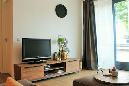 Luxe appartement in Dokkum - Lakás
