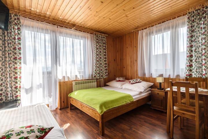 Pokoje gościnne Wilczek 3-osobowy