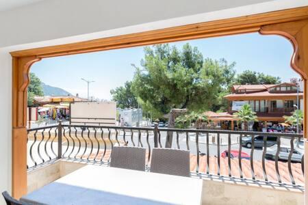Big XOX Apart 3 -  akyaka'nın yeni nesil oteli