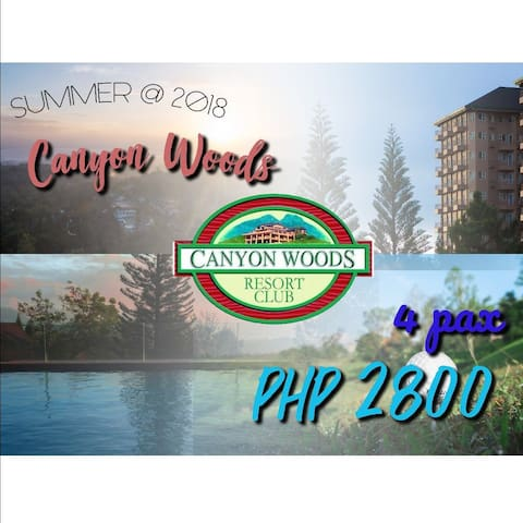 Canyon Woods Voucher 2018