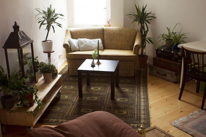 COSY&WARM Room in Berlin F-HAIN - Berlin - Appartement en résidence