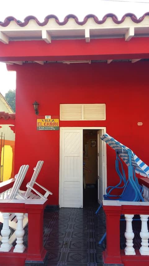 David´s Best: Viñales Villa El Cañón - Room2